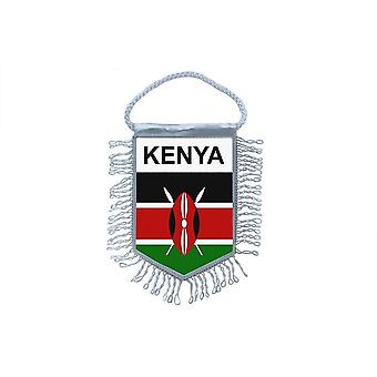 Flag Mini Flag Country Car Decoration Kenya Kenyan