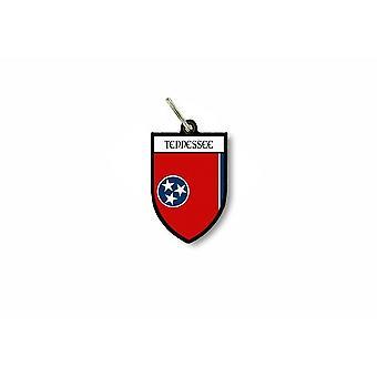 مفتاح الباب جلا العلم جمع مدينة شعار الأسلحة الولايات المتحدة الأمريكية تينيسي
