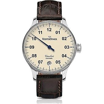 MeisterSinger Watches Men's Watch One-Hand Clock Circularis Automatic CC903_SL02