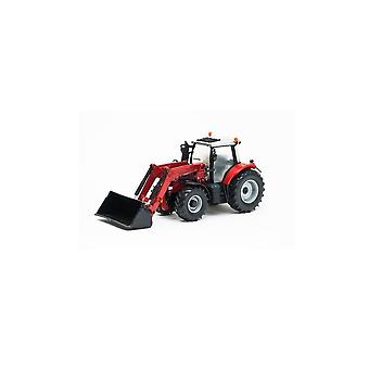 Britains 43082A1 Britains Massey Fergusson 6616 Tractor  1:32