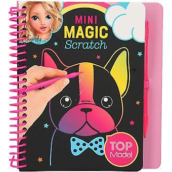 TOP Model Mini Magic Scratch Book