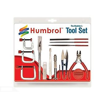 Humbrol AG9159 Ensemble d'outils moyens pour les modélisateurs