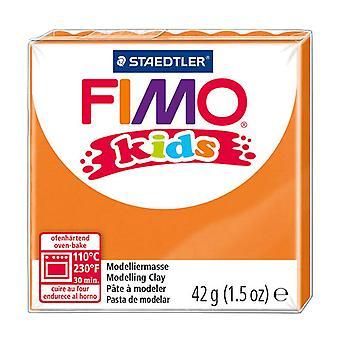 Fimo Kids Modeling Clay, orange, 42 g