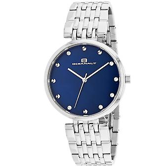 Oceanaut Women's Aerglo Blue MOP Dial Watch - OC2201