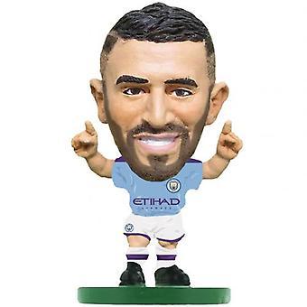 Manchester City SoccerStarz miejscowości Mahrez Dżerbie