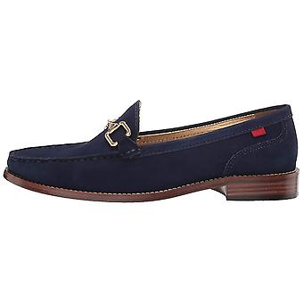 Marc Joseph New York Womens 50567-FBLUN Closed Toe Loafers