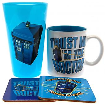 Doctor Who Drinks Gift Set
