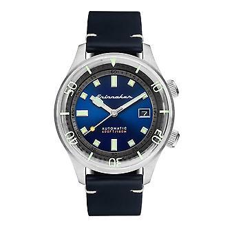 Spinnaker SP-5062-03 Gent's Bradner Blue Dial Wristwatch