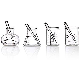 Laboratory Shot Glass Set