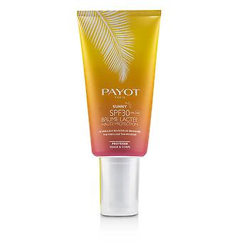Sunny Spf 30 Milky Mist High Protection The Fabulous Tan-booster - For Face & Body - 150ml/5oz