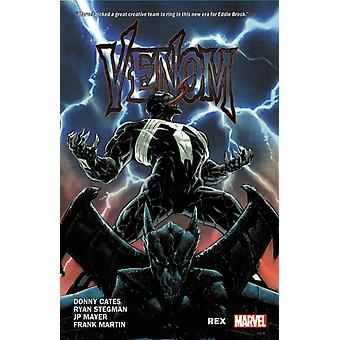Venom door Donny Cates vol. 1 Rex door Donny Cates