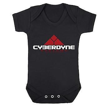 Realtà glitch sistemi cyberdyne bambini babygrow
