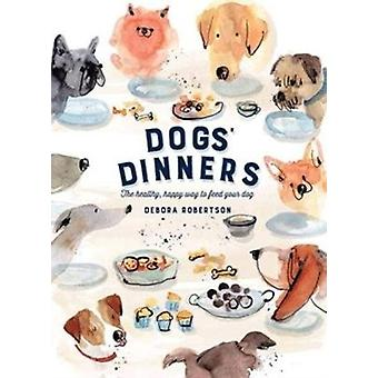 Dogs Dinners by Louise Glazebrook
