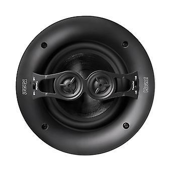 B-Ware Magnat Interior ICQ 262, 2 x 2 ways high-end built-in speaker, white