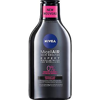 Nivea MicellAIR Ekspert Micellar Vand, Effektiv, 400 ml