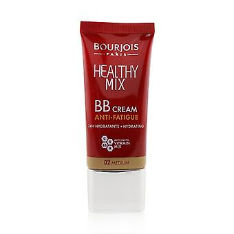 Bourjois Healthy Mix Anti Fatigue Bb Cream - # 02 Medium - 30ml/1.01oz
