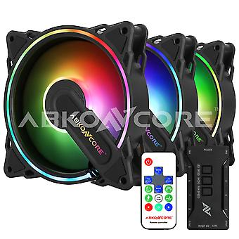 Uragano Spectrum 120mm Ventilatori RGB 3 in 1