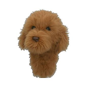 Daphnes Labradoodle Dog Golf Driver Headcover