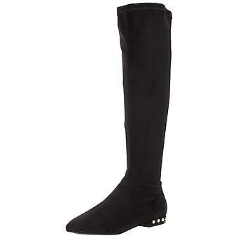 Ivanka Trump Womens Freeda 2 Closed Toe Knee High Fashion Boots