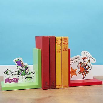 Widdop Bingham Toy Story Sheriff Woody & Buzz Lightyear Bookends
