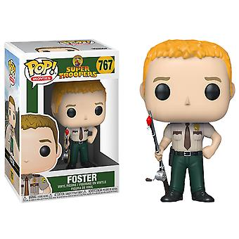 Super Troopers Foster Pop! Vinyl