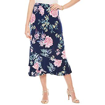 Chums Ladies Skirt Ruffle Hem 29 Inch Length