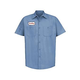 Travis Scott Jackboys Work Shirt - Clothing
