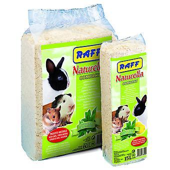 Raff Hygienic bed Naturella Comp. (Small pets , Bedding)