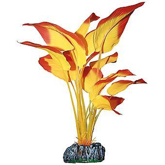 Aquatic Plants Anubias (Fische , Aquariumsdeko , Künstliche Pflanzen)