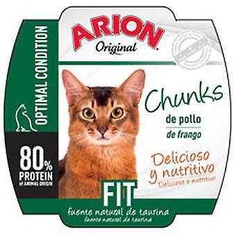 Arion Comida Humeda para Gatos Original Fit (Cats , Cat Food , Wet Food)