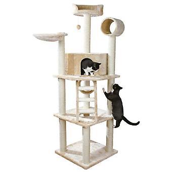 Trixie Montilla naarmuuntumisen postitse 197 Cm. (kissat, leikkikalu, lähtöviiva asettaa)