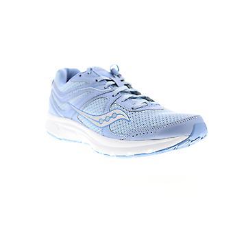 Saucony Grid Kohäsion 11 Damen Blau Mesh Athletische Laufschuhe