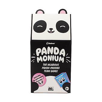 Panda Monium ? Juego de fiesta súper divertido ? 4 maneras de jugar ? Pandas inflables lindos