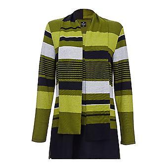 TIGI Stripe Moss Tunic