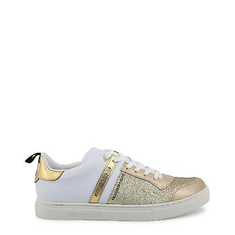 Trussardi Original Women Spring/Summer Sneakers - Yellow Color 33184