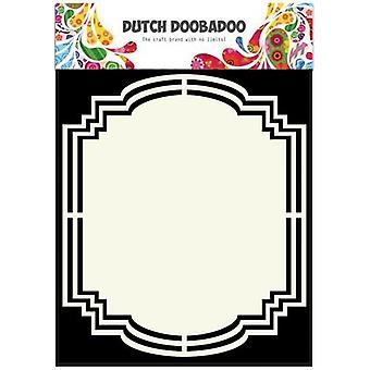 الهولندية Doobadoo الهولندية شكل الفن إطارات التسمية 2 A5 470.713.142