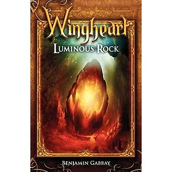 Wingheart Luminous Rock by Gabbay & Benjamin