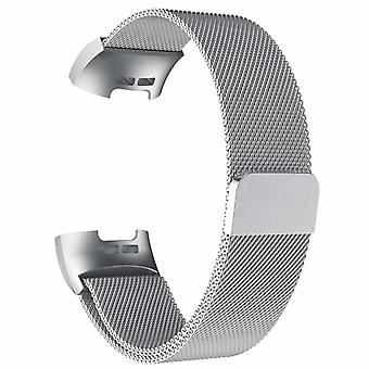 Fitbit Charge 3 ranne koru milanestinen silmukka