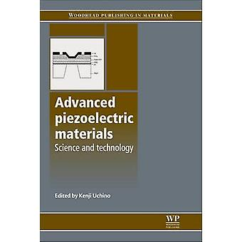 Advanced Piezoelectric Materials Science and Technology by Uchino & Kenji
