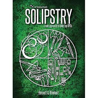 Solipstry Un nuovo approccio agli RPG TableTop di Rinehart & Alex