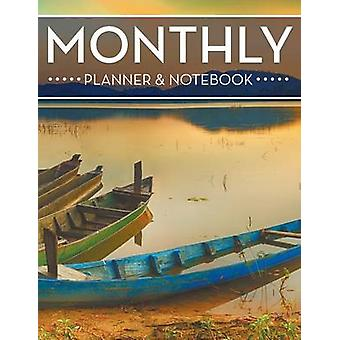 Monthly Planner  Notebook by Publishing LLC & Speedy