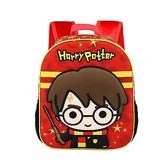 Children's Harry Potter Chibi Character 3D Backpack