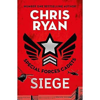 Special Forces Cadets 1 - Siege by Chris Ryan - 9781471407253 Livre