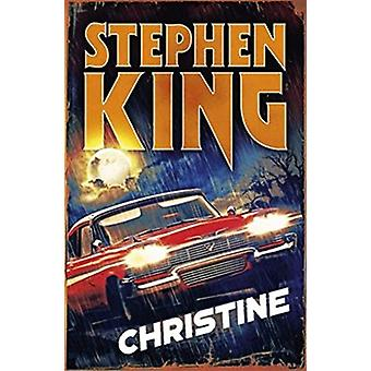 Christine - Halloween edition by Stephen King - 9781473695511 Book