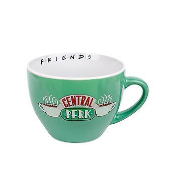 Friends / Friends, Cappuccino Mug - Central Perk