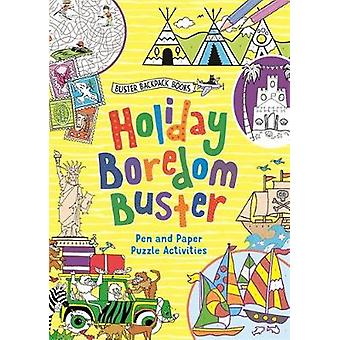 Holiday Boredom Buster by Guy Campbell - 9781780555683 Book