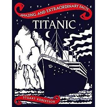 Titanic by Stuart Robertson - 9781910821190 Book