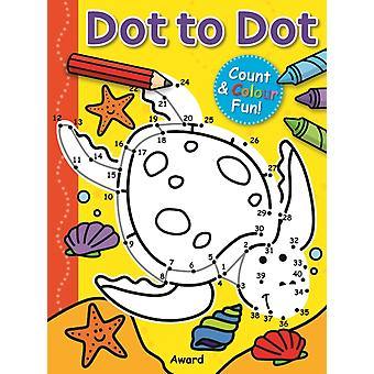 Dot to Dot Turtle by Illustrated by Angela Hewitt