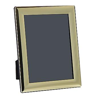 Orton West Polished Photo Frame 4x6 - Gold