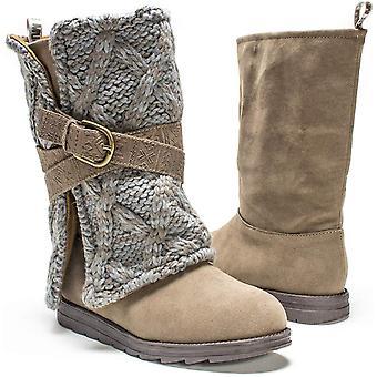 MUK LUKS Women's Nikki Boots Mid Calf
